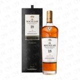 The Macallan Sherry Oak 18 Years Old (2020 Version) Cover photo