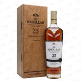 The Macallan 25 Years Old Highland Single Malt Sherry Oak Annual 2018 Release Cover photo