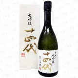 十四代播州山田錦中取大吟釀 (1800ml) Cover photo