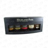 Highland Park 5 x 50ml Miniature Set Cover photo