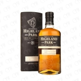 Highland Park 21 Years Old Cover photo