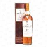 The Macallan 12 Years Old Highland Single Malt Sherry Oak Cover photo