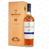 The Macallan 30 Years Old Highland Single Malt Fine Oak Cover photo