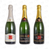 Champagne Prevoteau Perrier Full Set Cover photo