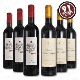 91 Points Bosco Wine Selection Cover photo